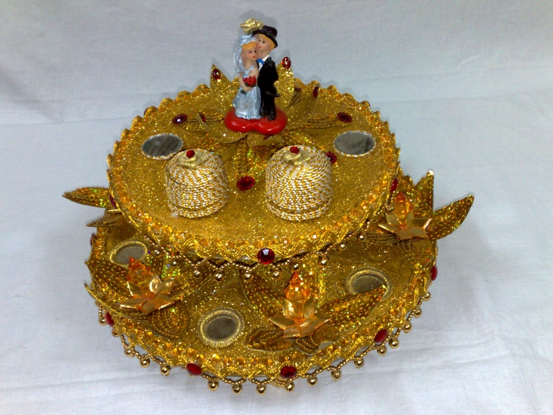 Wedding Decoration Ring Ceremony Indian Art Shaadi Pooja
